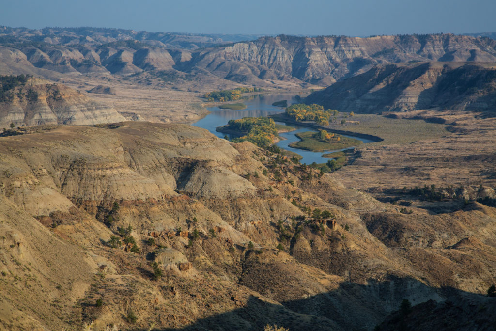Upper Missouri River Breaks