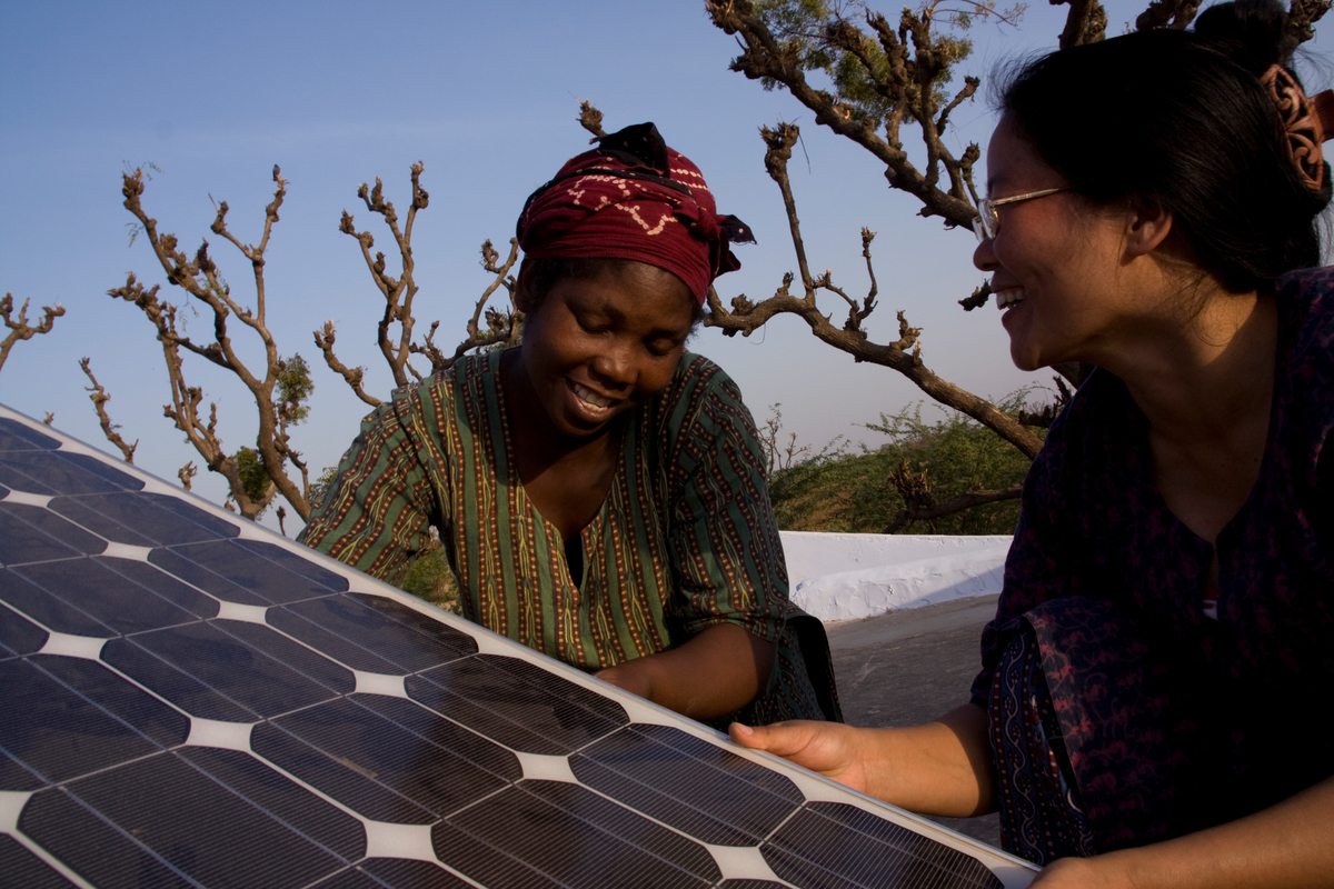 Solar Solutions in India