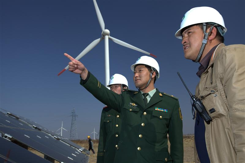 China likes renewables. The UK, not so much.