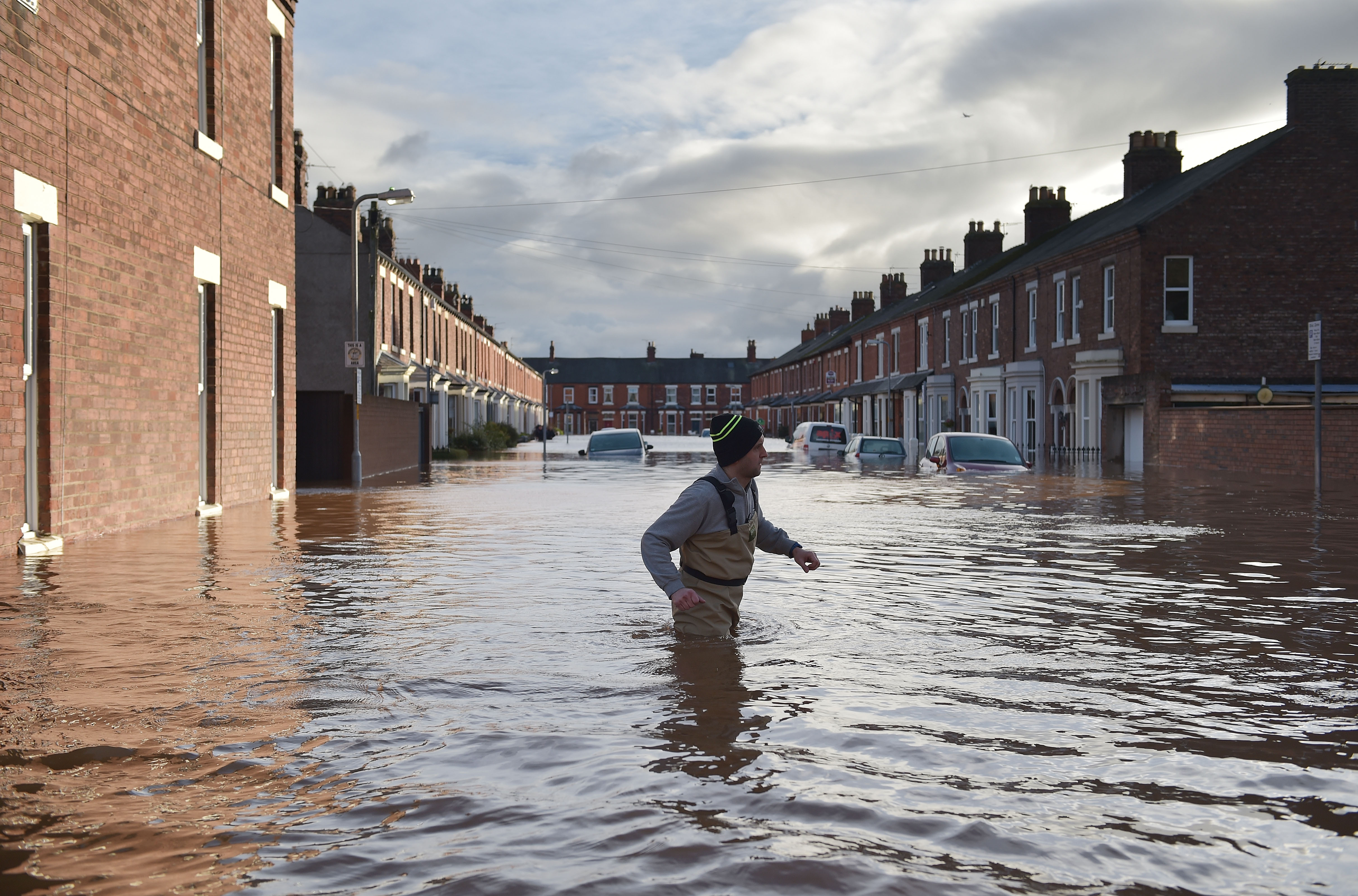 Floods England Map.Investigation Government Planning Thousands Of New Homes To Be