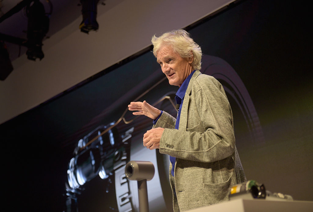 James Dyson owns more land than the Queen - Getty