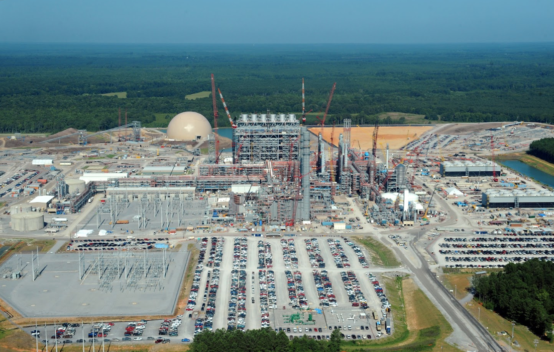 The Kemper Project in Mississippi will use EOR (Wikimedia)