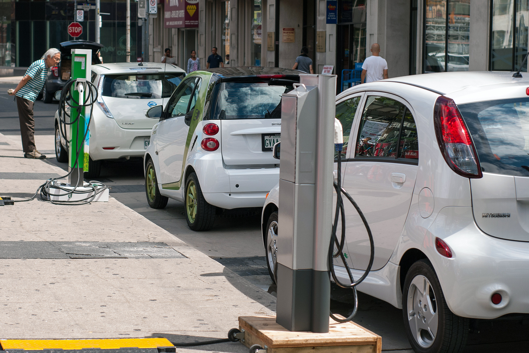Analysis Who Killed The Electric Car Again Unearthed