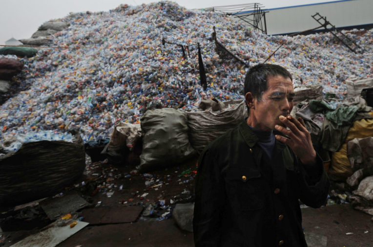 Plastics crisis set to intensify as more countries restrict foreign
