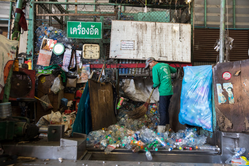 Thailand Moves To Send Poor Quality Plastic Waste Back