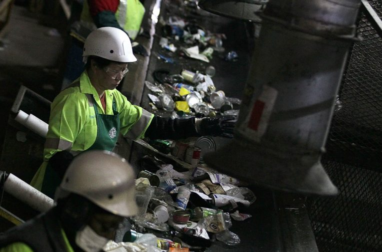 US plastic waste is causing environmental problems at home