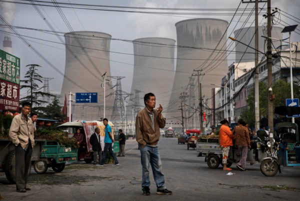 China's power industry calls for hundreds of new coal power plants
