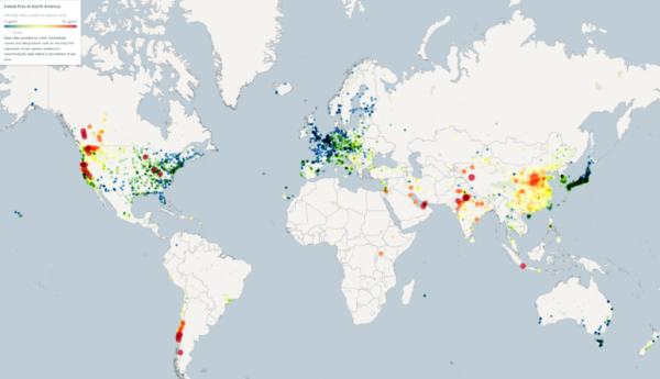 Global Air Pollution Map Reveals 2 000 Cities Suffering From Dirty